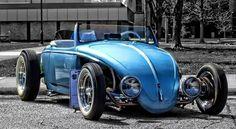 VW Hot Rod