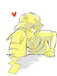 Pokemon Go, Pokemon People, Black Pokemon, Pokemon Pins, Pokemon Fan Art, Pokemon Kalos, Satoshi Pokemon, Pokemon Ash Ketchum, Manga
