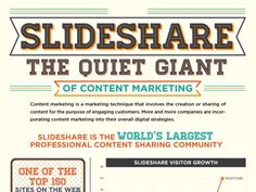 The Quiet Giant of Content Marketing by Column Five via slideshare