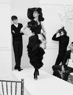 Vogue Germany February 2016 - Roksanda
