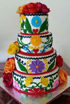 Quinceanera Party Planning – 5 Secrets For Having The Best Mexican Birthday Party Mexican Fiesta Birthday Party, Fiesta Theme Party, Mexican Fiesta Cake, Mexican Fiesta Dresses, Mexican Themed Weddings, Mexican Themed Cakes, Mexican Cakes, Mexican Party Decorations, Mexican Theme Parties
