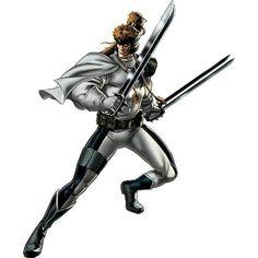 Shatterstar from the Marvel Avengers Alliance Facebook game