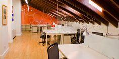 Coqueto y céntrico #coworking situado en Alicante - Centro. yo&co