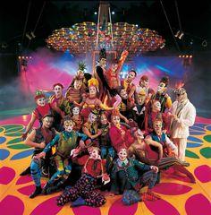 circo soleil | Quidam – Cirque du Soleil – Primera entrega | Noche Oscura del ...