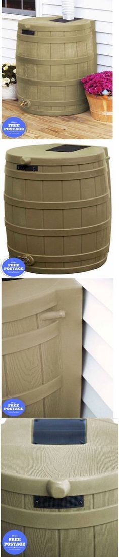 water storage and rain barrels cheap rain barrel bpa free barrels for sale 40 - Water Storage Barrels