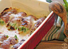 Briciole di Sapori: Involtini di prosciutto crudo,  asparagi e fontina...