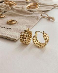 Sapphire Earrings, Silver Hoop Earrings, Crystal Earrings, Statement Earrings, Stud Earrings, Leather Earrings, Piercing, Silver Jewelry, Fine Jewelry