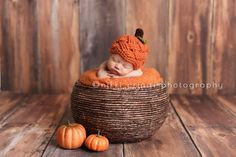 Newborn Pumpkin
