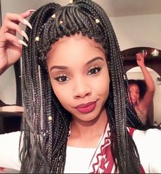 beads for box braids - Google Search