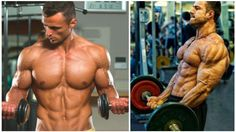 Bodybuilding is an art where you and you alone are the sculptor of your body. In order to give it your best and create your own masterp. Bodybuilding Training, Bodybuilding Workouts, Fun Workouts, At Home Workouts, Bicep Muscle, Powerlifting Training, Fitness Tips For Men, Muscle Building Tips, Workout Routines