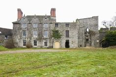 Hay Castle, Hay-on-Wye, Powys. It has been a pleasure to be involved with the Hay Castle Trust and the Hay Festival in 2012 and 2014, delivering talks and guided walks around this historic site.