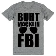 Burt Macklin FBI - Parks and Recreation