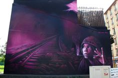 Saint-Ouen - Sey B & Alex | Flickr - Photo Sharing!