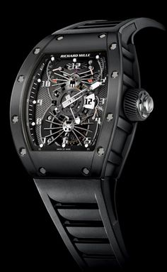 Richard Mille RM 022 Carbone