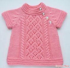 Knitting-Kids-Knitting Needles – Selçuk – Join the world of pin Kids Knitting Patterns, Baby Sweater Knitting Pattern, Knitted Poncho, Knitting For Kids, Knitting Designs, Free Knitting, Knitting Stitches, Knitting Needles, Crochet Baby