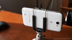 iStabilizer Mount XL - for the less svelte smartphone  Mounts your device to a tripod!