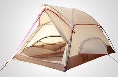 素敵な「ぼっちキャンプ」をしよう。老舗OGAWAブランドからユニークなソロテント登場