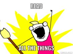 """Some Thoughts on """"Real Reading""""   The Hub"""