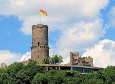 The Godesburg, Bad Godesburg, Germany #travelcompanion