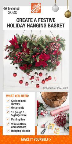 Christmas Arrangements, Christmas Centerpieces, Diy Christmas Ornaments, Homemade Christmas, Rustic Christmas, Xmas Decorations, Winter Christmas, Christmas Holidays, Christmas Wreaths