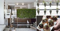 10 creativas ideas para armar jardines de interior
