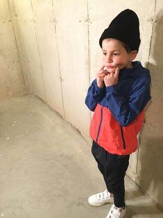 tokyonhさんのコーディネート Toddler Boy Fashion, Little Boy Fashion, Toddler Boys, Kids Boys, Baby Kids, Baby Boy, North Face Kids, Stylish Kids, Kids Wear