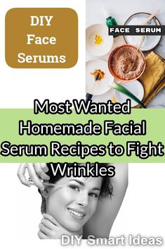 You Should Make Yourself These Homemade Face Serums for Skin Nourishing, Anti Aging and More : You must pin this image in order to keep all these homemade face serum recipes. faceserums faceserumrecipes naturalskincare Should Make Yourself Face Scrub Homemade, Homemade Skin Care, Homemade Beauty, Diy Beauty, Oily Skin Care, Face Skin Care, Anti Aging, Best Face Serum, Facial Serum