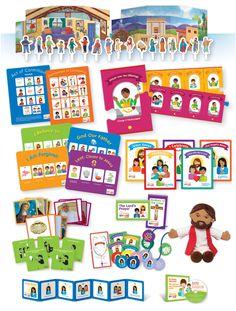 Loyola Learning Tools Interactive Spread - Loyola Press