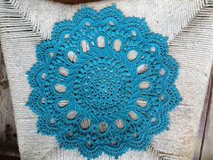 A hard to find crochet doily pattern, ohave made 3.http://www.ravelry.com/projects/kimsknitsations/splendid