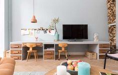 Dressoir bij Mirjam en Roeland uit aflevering 10, seizoen 5 | Weer verliefd op je huis | Make-over door: Frans Uyterlinde | Fotografie Barbara Kieboom