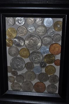 part of my coin collection...