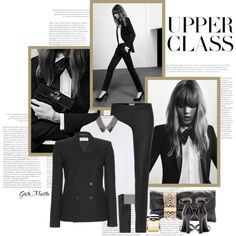 Upper Class S/S 2013 by greta-martin on Polyvore