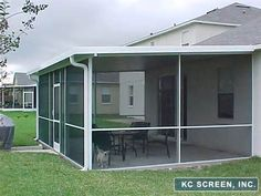 find this pin and more on great ideas for home explain screened in patio - Screened In Patio Ideas