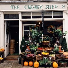 The Creaky Shed, Royal Hill, Greenwich, London