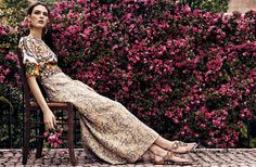 #D&G #Dolce&Gabbana #Angelis #Flowers