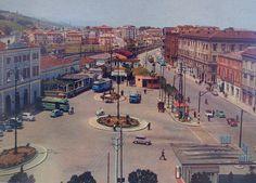 Stazione dei treni di Pescara