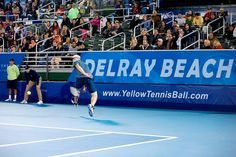 2015 Delray Beach Open Promises Superb Sports Pro tennis tournament takes over Delray Beach from February 13th-22nd  By Kristopher Neild Palm Beach / West Palm Beach Local