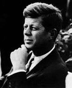 """All this will not be finished in the first one hundred days. Nor will it be finished in the first one thousand days . . .nor even perhaps in our lifetime on this planet. But let us begin."" - John F. Kennedy"