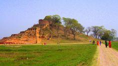 Kesariya Stupa, #Bihar - #GroupOuting #GoGroupOuting