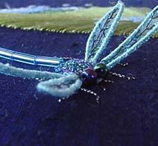 Great instructions on 3 dimensional embroidery (stumpwork) ribbon embroidery