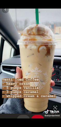 Bebidas Do Starbucks, Healthy Starbucks Drinks, Dessert Drinks, Yummy Drinks, Starbucks Secret Menu Drinks, Starbucks Hacks, How To Order Starbucks, Coffee Drink Recipes, Coffee Drinks