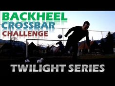 I bring you new series: Twilight Crossbar challenge. First video from series is beautiful backheel volley crossbar challenge. Stay tuned for next videos after dark.  Facebook: https://www.facebook.com/crossbarchal...  Twitter: @CrossbarBestHit (https://twitter.com/CrossbarBestHit) Subscribe: https://www.youtube.com/channel/UC_kd...  Why I´m doing this: https://youtu.be/362_7xWOCfg
