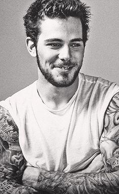 Tyler smiling