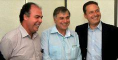 Jornalista Polibio Braga: O que faz Eduardo Campos na lista do lulo-dilmista...