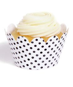Take a look at this Maya Mini Cupcake Wrapper - Set of 18 by Koyal Wholesale on #zulily today!