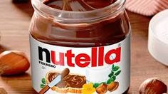 Resultado de imagen de nutella