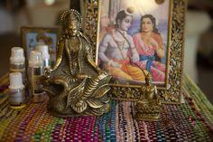 Brass Statue -Lakshmi