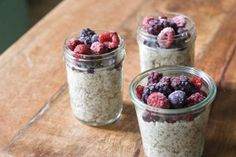 Fun idea!    (steel cut oats simplified)