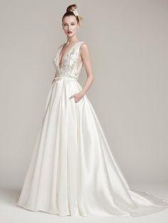 Margot Wedding Dress by Sottero and Midgley|Alt1