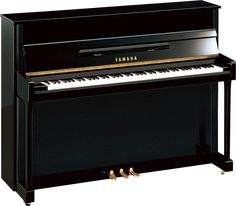 Choose the Yamaha b2 acoustic upright piano for rich, resonant tone and impressive volume.